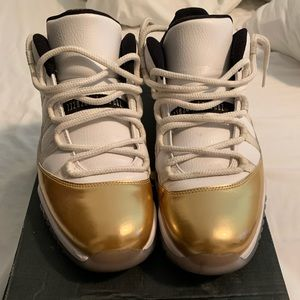 Air Jordan retro 11 low gold (Closing ceremony's)